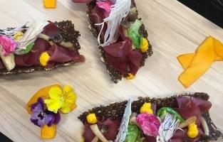 UDSOLGT: Workshop: Kreativt smørrebrød 1